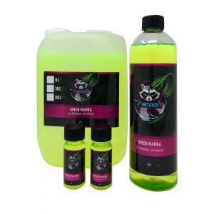 Racoon Car Shampoo Green Mamba Grün-77419