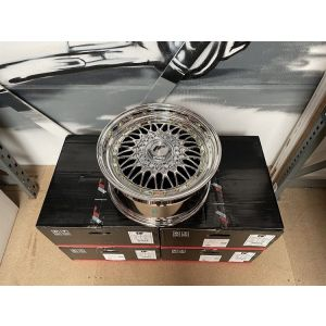 JR-Wheels JR9 Set Of 4 Felgen 16 Zoll 7.5J ET25 5x100-W2023