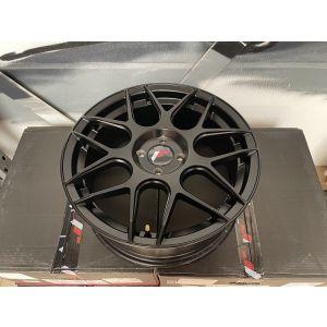 JR-Wheels JR18 Felgen 17 Zoll 7J ET30 4x100-W2030