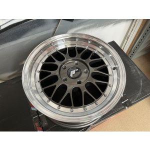JR-Wheels JR23 Felgen 16 Zoll 8J ET20 5x112-W2026