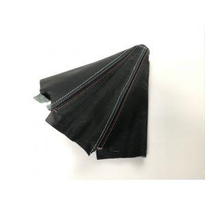 D1 Spec Schaltsack M-performance Stitching Schwarz Leder-78757