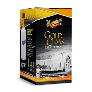 Meguiars Snow Foam Cannon Gold Class-77245