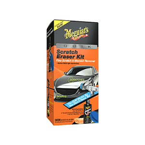Meguiars Quik Scratch Eraser Kit 118ml-77240
