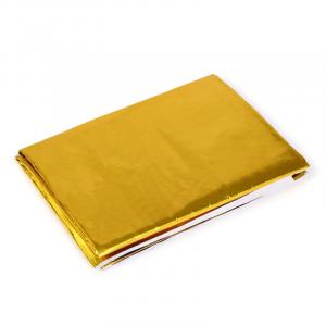Mishimoto Hitzeschutzfolie reflektierend Gold-67888