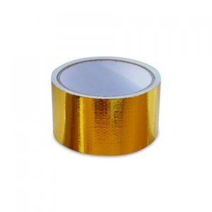Mishimoto Hitze resistentes Klebeband Gold-44958