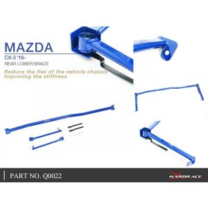 Hardrace Hinten Strebe Mazda CX-3-68576