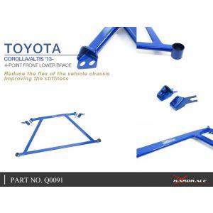 Hardrace Vorne Strebe Toyota Corolla-67922