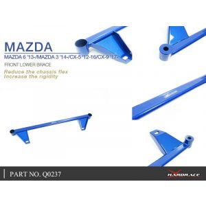 Hardrace Vorne Strebe Mazda 3,6,CX-5-68572