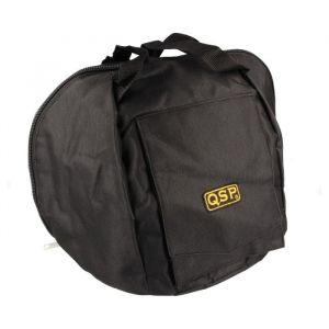 QSP Helmtasche Schwarz-80236