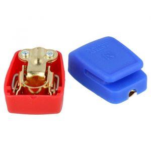 QSP Batterieanschlüsse Blau Rot-80119