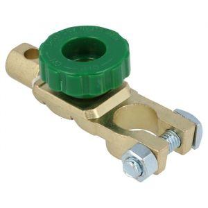 QSP Batterieanschlüsse Schalter Grün-80120