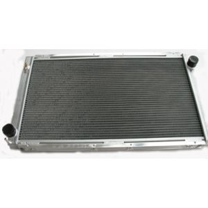 QSP Kühler Silber Aluminium Subaru Impreza-80193