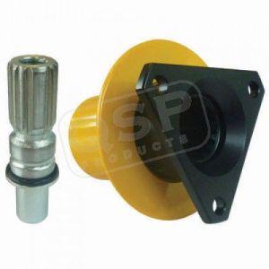 QSP Schnellverschluss Stahl-53671