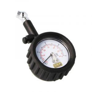 QSP Tire Pressure Gauge Schwarz-67173