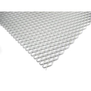 SK-Import Renngitter Silber Aluminium-39954