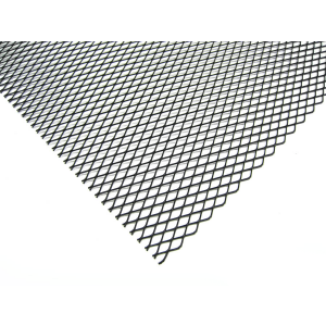 SK-Import Renngitter Schwarz Aluminium-39955