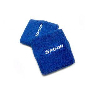 SK-Import Ausgleichsbehälter Abdeckungen Spoon Style Blau Stoff-41099